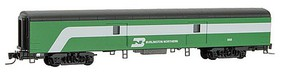 Micro-Trains Pass Car 4-Pack BN - Z-Scale