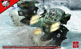 Model-Collect 1/72 WWII German Blf100A Light Fighting Mech