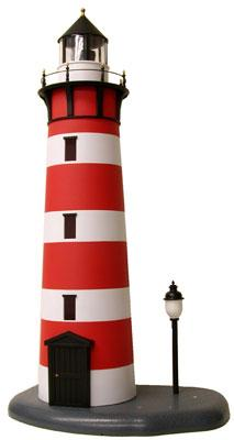 Model Power Lighthouse Lighted Built-Up G