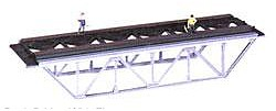 Model Power Truss Bridge -- N Scale Model Railroad Bridge -- #1102