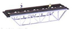 Model-Power Truss Bridge N Scale Model Railroad Bridge #1102