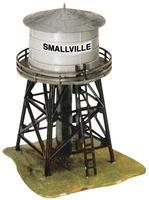 Model-Power Railroad Water Tank N Scale Model Railroad Building #1577