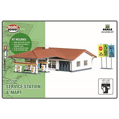 Service Station/Mart Kit on n scale construction, scale model house plans, n scale furniture, n scale tools, 1/24 scale house plans, n scale wallpaper, n scale design, g scale house plans, n scale concrete, n scale garden, n scale landscape, n scale blueprints, n scale architect, post-war house plans, vintage house plans, n scale building materials, n scale signs, paper model house plans, n scale lighting, n scale magazines,