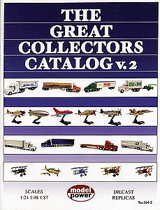 Model Power Collectible Trucks & Planes -- Model Railroading Catalog -- #164