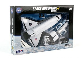 Model-Power Space Shuttle