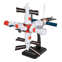 Model-Power Space Station