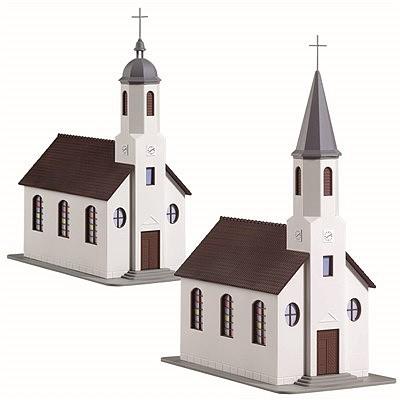 Imex 1st Church HO Scale
