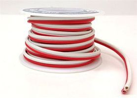 Model-Power 18-Gauge, Two-Conductor, 12-1/2 Model Railroad Hook-Up Wire #2311