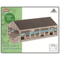 Model-Power World Exp Logistics BU - N-Scale