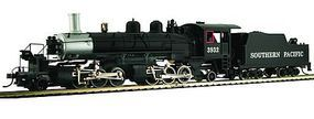 Model-Power 2-6-6-2 Articulated Loco Southern Pacific HO Scale Model Train Steam Locomotive #345005