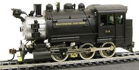 Model-Power 0-6-0 Tank Switcher Baltimore & Ohio DCC HO Scale Model Train Steam Locomotive #393102