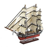Model-Power USS Constitution 3d Puz (193)