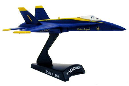 Model Power F/A-18-C Hornet HO -- Diecast Model Airplane -- 1/150 Scale -- #5338-1