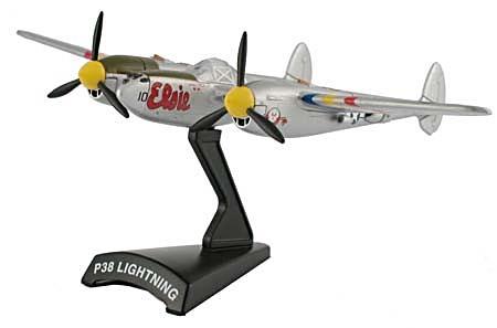 Model Power 1/115 P-38 Lightning Elsie