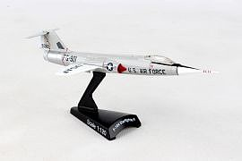 Model-Power F-104 Starfighter 479th TFW Diecast Model Airplane #5377-3