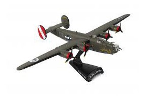 Model-Power B-24 LIBERATOR Witchcraft