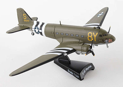 Model Power C-47 SKYTRAIN STOY HORA USAAF