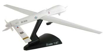Model Power Predator USAF MQ-1 Unmanned HO -- Diecast Model Airplane -- 1/87 Scale -- #5567