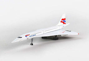 Model-Power BRITISH AIRWAYS CONCORDE