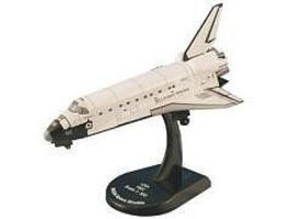 Model-Power Diecast Space Shuttle Program