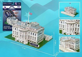 Model-Power White House 3d Puz (64)