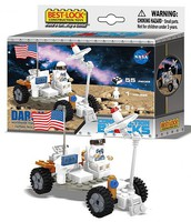 Model-Power NASA Lunar Space Buggy Blocks