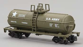 Model-Power N CHEMICAL TANK CAR US ARMY