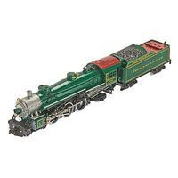 Model-Power 4-6-2 with Tender DCC Southern N Scale Model Train Steam Locomotive #874361