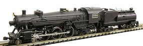 Model-Power 4-6-2 USRA Pacifric Vandy Tender Undecorated N Scale Model Train Steam Locomotive #87470