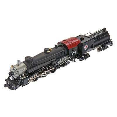 Model Power USRA 4-6-2 w/Ten DCC Great Northern -- N Scale Model Train Steam Locomoitve -- #874731