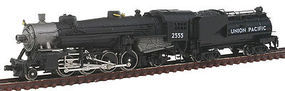 Model-Power 2-8-2 Mikado w/Vandy Coal Tender Union Pacific N Scale Model Train Steam Locomotive #87592