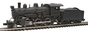 Model-Power 2-6-0 Mogul DCC Compatible Undecorated N Scale Model Train Steam Locomotive #87600
