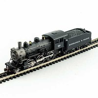 Model-Power N 2-6-0 Mogul M&StL DCC w/snd
