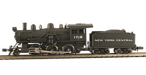 Model-Power 2-6-0 Mogul DCC Compatible NYC N Scale Model Train Steam Locomotive #87607
