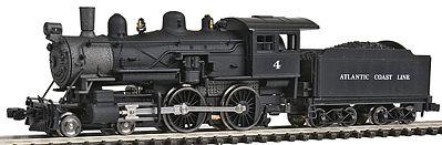 Model Power 87623 N Baltimore /& Ohio Steam 4-4-0 American Standard DC