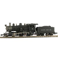 Model-Power 4-4-0 Amer DCC/Snd ACL - N-Scale