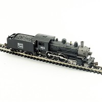 Model-Power 4-4-0 American DCC/Sound B&M N Scale Model Train Steam Locomotive #876221
