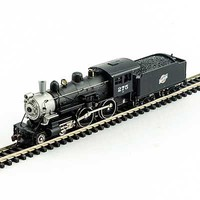 Model-Power 4-4-0 Amer DCC/Snd CNW - N-Scale