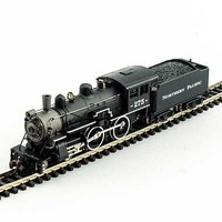 Model-Power Steam 4-4-0 American - Standard DC Northern Pacific - N-Scale
