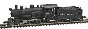 Model-Power 4-4-0 American DC New York Central N Scale Model Train Steam Locomotive #87630