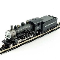 Model-Power Steam 4-4-0 American - Standard DC Southern Pacific - N-Scale