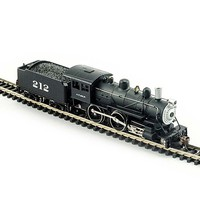 Model-Power N 4-4-0 American w/DCC & Sound, SF