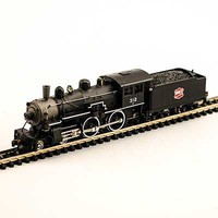 Model-Power N 4-4-0 AMERICAN MKT
