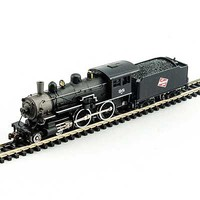 Model-Power N 4-4-0 American w/DCC & Sound, MILW