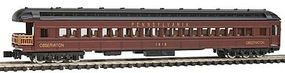 Model-Power Heavyweight Observation Pennsylvania N Scale Model Train Passenger Car #88631