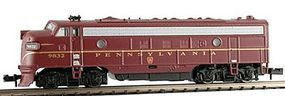 Model-Power EMD FP7 Phase II with Sound Pennsylvania N Scale Model Train Diesel Locomotive #89441