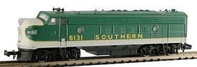 Model-Power EMD FP7 Phase I w/Sound Southern N Scale Model Train Diesel Locomotive #89444
