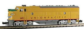 Model-Power EMD FP7 Phase II with Sound Union Pacific N Scale Model Train Diesel Locomotive #89445