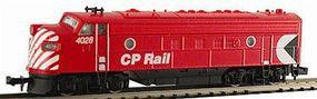 Model-Power EMD FP7 Phase I w/Sound Canadian Pacific N Scale Model Train Diesel Locomotive #89448