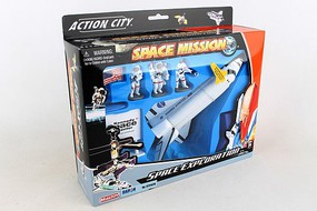 Model-Power SPACE MISSION SHUTTLE